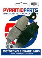Rear Brake Pads for Kawasaki VN 1500 Drifter 99-02