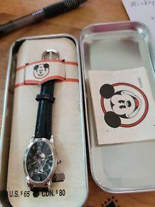 Rare Vintage Disney Minnie Mouse Watch New in box - elegant