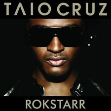 Taio Cruz Rokstarr CD New Sealed
