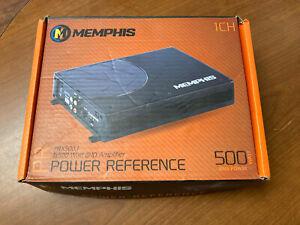 Memphis Audio 16-PRX500.1 1-Ch. Power Reference Mono Car Amplifier