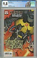 Venom #26 CGC 9.8 1st First Print Cover A Edition 1st Appearance Virus Stegman