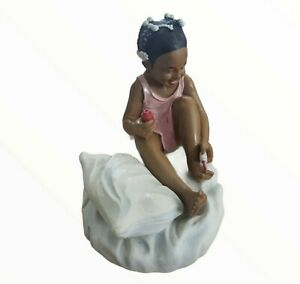 """Artistic Impressions Figurine by Aaron Hicks """"Getting Her Groove Back""""..."""