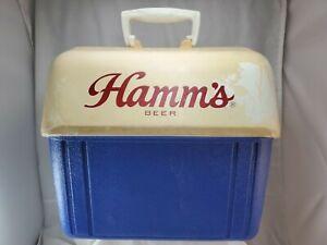 Rare Vintage Hamm's Beer Cooler!!!