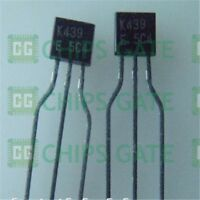 30PCS NEW 2SK439 Manu:HITACHI Encapsulation:TO-92S,Silicon N-Channel MOS FET
