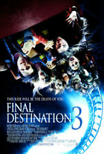 FINAL DESTINATION 3 - D/S 27x40 Original Movie Poster One Sheet 2006