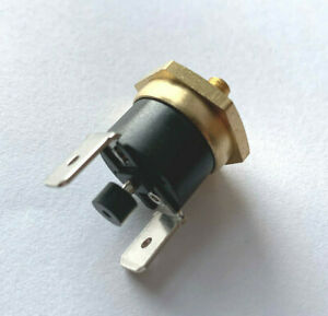 Anlege- Thermostat 145°C GEV 390370 bi-metal safety thermostat switch-off temp.
