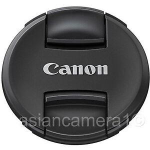Snap-on Front Lens Cap Cover For Canon EF 24-70mm f/2.8L USM Lens 77 mm