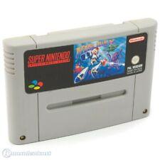 Nintendo SNES Spiel - Mega Man X Modul