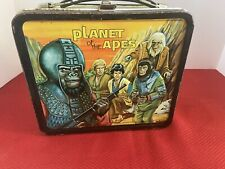 Planet Of The Apes Vintage Metal Lunchbox
