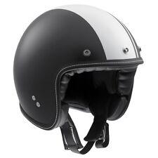 AGV Rp60 Matt Black Retro Open Face Helmet Peak XL 61-62cm 23510062