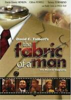 David E. Talbert's The Fabric of a Man - DVD - VERY GOOD