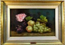 Blumen Malerei von 1800-1899