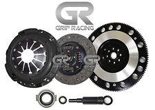 GRIP USA HD CLUTCH KIT+RACE CHROMOLY FLYWHEEL fits 06-14 SUBARU WRX 2.5L EJ255