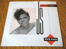 "JOYCE SIMS - WALK AWAY  7"" VINYL PS"