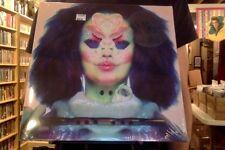 Bjork Utopia 2xLp sealed vinyl + download card