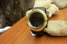 Orologio Sportivo Digitale LCD  50mm -Suunto style-LCD watch Black Gold Oversize