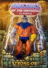 $ CYBER SALE $ _ STRONG OR _ Masters of the Universe Classics MOTUC MOTU HE MAN