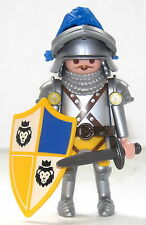 LÖWENRITTER PLAYMOBIL z Turnier Ritterburg Schild Helm Crusader Kreuzritter 1309