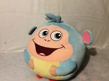 """Ty Beanie Ballz Ball Boots From Dora The Explorer Plush 13"""" Monkey Tush Tag Only"""