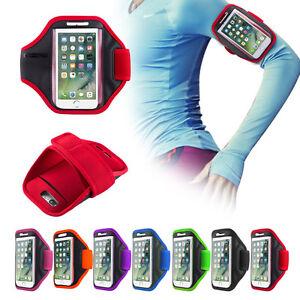 Gym Running Sports Armband Universal Case Holder For Various Smart Mobile Phones