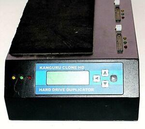 KANGURU CLONE HD HARD DRIVE DUPLICATOR 4HD 4 TARGET HARD DUPLICATOR