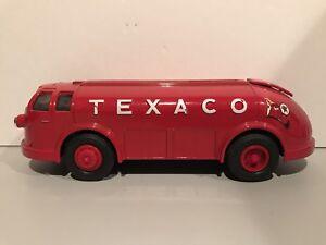 ERTL 1934 TEXACO Diamond T Tanker DIECAST Metal Truck BANK 1994 Series 11 RARE!