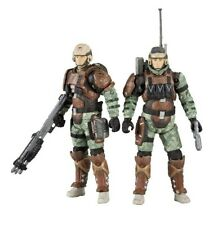 Halo Reach - UNSC Trooper - Support Staff 2PK Serie 3 - Action Figure