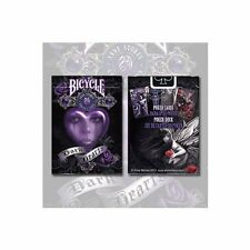 Lot 2 Deck Set Bicycle Alchemy & Anne Stokes V2 Playing Cards 2 Deck Set