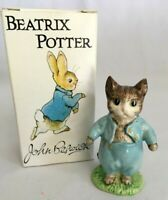 Vintage 1948 John Beswick Beatrice Potter Figurine TOM KITTEN Figure