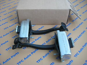 2 Ford F150 F250 Expedition Navigator RH or LH Front Door Stopper Checks OEM New
