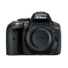 Nikon D5300 24.2 MP CMOS Digital SLR Camera w/ Built-in Wi-Fi and GPS Body Black