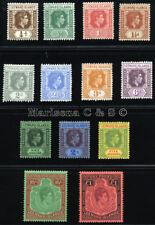 LEEWARD ISLANDS 1938 SG 95//114 SC 103-115 VF OG MLH RARE COMPLETE SET 13 STAMP