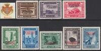 ITALY SOMALIA Onoranze al Duca degli Abruzzi cv 860$ MNH**  Sass. n. 185-192