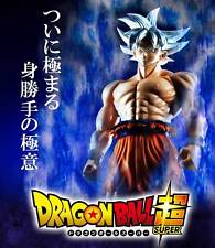 Gigantesco de la serie Dragon Ball Super Goku Figura X-Plus Ultra instinto F/S Japón