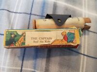 The Captain and the Kids Movie Jecktor Film Rare Vintage Series 130 Poor Box