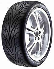 2 New 255/50R17 Federal SS-595 All Season UHP Tires 50 17 R17 2555017 50R