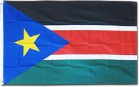 3x5 South Sudan Flag 3'x5' House Banner Brass Grommets Super Polyester
