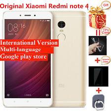 Xiaomi Redmi Note 4 Pro 64GB Rom 3GB Ram Dual Sim DESBLOQUADO ORO Móviles libres