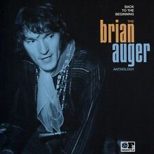 Back to The Beginning The Brian Auger Anthology 5050580628847 CD