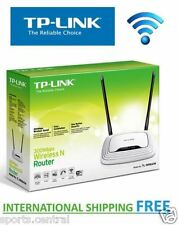 TP-LINK TL-WR841N Wireless N300 Home Router 300Mbps IP QoS WPS Button WiFi Share