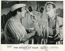 YVES MONTAND  LE SALAIRE DE LA PEUR 1953 VINTAGE PHOTO ORIGINAL #1