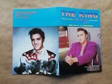 Elvis Presley.   Scotty Moore & d.j. Fontana signed autograph  book  inperson
