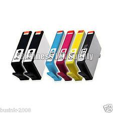 6 PACK 564XL 564 XL New Ink Cartridge Set for HP PhotoSmart C309 C310 C311 C410