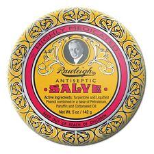 Rawleigh Antiseptic Salve. 5 oz can. Famous Original Formula, New, Fresh Stock