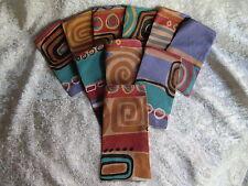 10 Säckchen z. selbstbefüllen Baumwollsäckchen 13x6cm *avricaa-look* braun Deko
