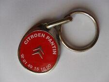 Citroën porte-clés PANTIN