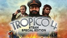 Tropico 4 Special Edition PC Steam Code Key NEW Download Game Fast Region Free