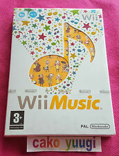 WII MUSIC NINTENDO WII NEUF SOUS BLISTER VERSION 100% FRANCAISE