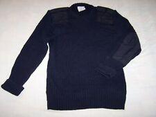 Genuine Royal Navy blue uniform army pullover jumper