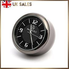 Luminous Dashboard Quartz Clock Air Vent Universal For Mercedes Benz E C CLASS